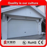 Used garage doors sale / cheap garage doors /alibaba china supplier
