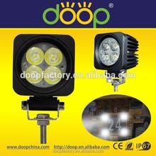 Super Bright Electric Bike Offroad ATV SUV 4*4 Circle Epistar 12W LED Tuning Working Light