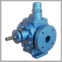 Marine lubricating system gear-type stern tube lubrication oil pump used for lube oil