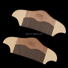 100% Nature Nanmu Wooden Combs 12.5*5