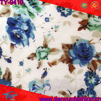 kinds of woven printing fabric free samples in keqiao tulle rolls wholesale cotton poplin