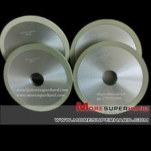 Vitrified Bond Diamond Grinding Wheel for Gem