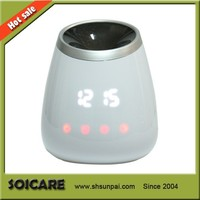New design 2015 side effects of delay spray electric mist diffuser essential oil humidifier in portable air conditioner