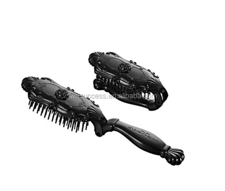 Foldable Plastic Hair Comb