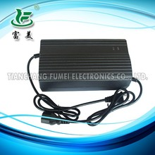OEM factory lead acid smart battery charger for electric scooter 72v 2.8a