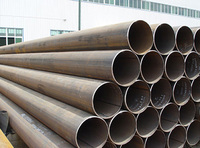 Good supplier ASTM A53 black steel pipe properties in stock