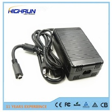 low noise dc adapter desktop 12v dc power adapter without fan