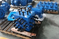forged studded cross & tee for wellhead parts