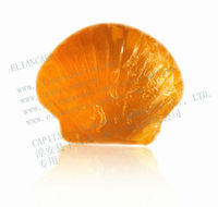 16g CRYSTAL SHELL SHAPE SCENTED BODY SOAP