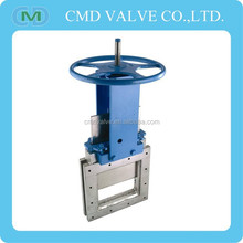 Non-rising Stem Manual Slide Gate Valve