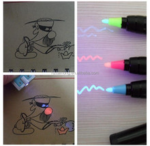Skin safe invisible uv marker pen CH-6004