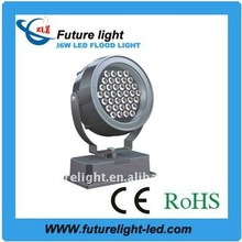 The best choice for outdoor lighting 36w ip65 round led wall washer
