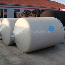 Colored PU skin Ever-Guard foam fenders/foam filled fenders
