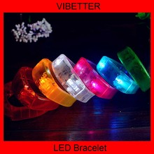 Theme Party Supplies Wholesalers Led Flashlight Wristband