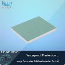 Wholesale low price waterproof gypsum plasterboard/drywall/wall panel