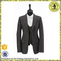 Ladies formal office uniform two pieces long skirt suit