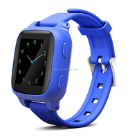 2015 New Smart Watch Phone With GPS Tracker & SOS for Children's Christmas Gift