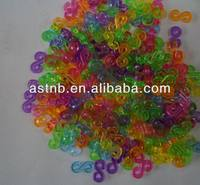 Hot high quality lower price kinds of rubber Loom bandz
