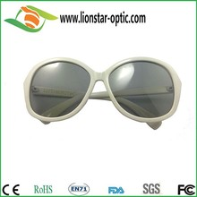 sunglass type fashion linear polarized 3d stereo viewer