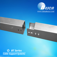Galvanized steel trunking duct with Cover(UL Listed)
