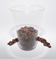 98mm(12oz~22oz)-PET Disposable Plastic Cold Transparent beverage Cups