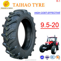 China low price high quality cheap wholesale Hot Sale R1 TAIHAO Brand 9.5-20 farm tyres tractor tyres agricultural tyres