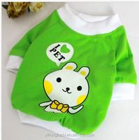 2015 new Hot sale pet clothes for rabbits / dobaz pet grooming apparel / fabric for pet clothes