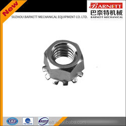 Hot selling stainless hardware nut m16