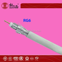 Low db Loss coaxial cable for tv antenna cable for CATV satellite system