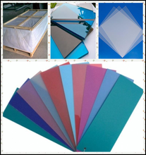 3-150mm Natural White/Black Plastic Polyethlene HDPE Sheet/Board For Wholesales Price