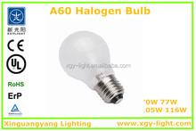 A60 Halogen bulb, Halogen bulb,halogen bulb for lighting,halogen bulb.