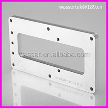 Anodized Aluminum fine and finely finishing parts CNC parts