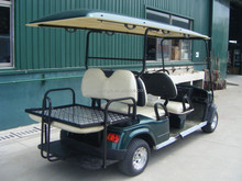 electric golf car,electric vehicle Low Speed Electric Personal Transporter,, 4 seater, LSV,EEC, CE certificate,EG2048KSZ