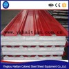 Prefabricated house 100mm eps sandwich panel for roof and wall