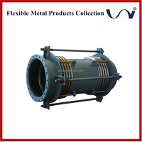 Large diameter compensation pump bellow connector expansion joint with ISO and CE certificated