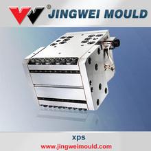 heat insulation/waterproof/sound proof blue foam insulation xps board XPS die head