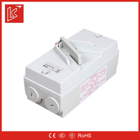 2015 New inventions outdoor high voltage isolating switch products made in china