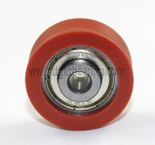 2015 new red sliding V type Roller 606z window roller