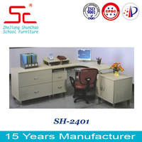 Hot sale office computer desk and chair SH - 2401