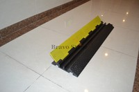 Flexible Flat Cable Ramp Protector Cable Covers For Sale