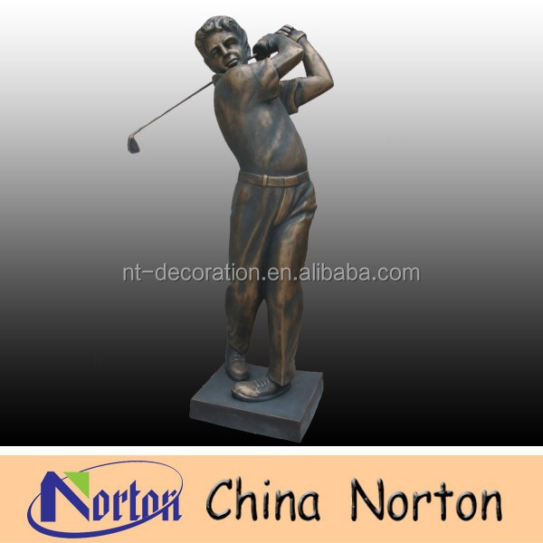 Outdoor Golf Statues Outdoor Statue Life Size Resin