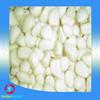 Normal white frozen garlic cloves, IQF the head of garlic