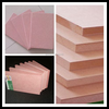 MDF factory supply waterproof paint mdf board and MDF