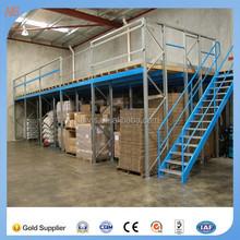 Alibaba China steel structure mezzanine floor and platform