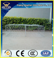 Cheap Heavy Hexagonal Gabion Wire Mesh/High Quality Gabion Box/ River Bank Gabion Box Iron Metal Wire Mesh(Manufacture)