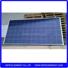 China supplier 295w poly solar panel photovoltaic