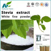 pure stevia leaf extract powder 10years manufacturer