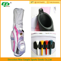 color mixing nylon stand golf bag