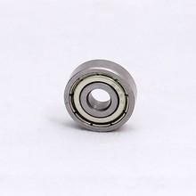 625 ZZ Bearing sizes 5x16x5 mm track roller bearing v groove 625ZZ
