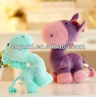 my little pony plush toys/pony toy/girls pony toys